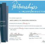partnerships in jury reduction